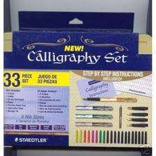 Picture of Staedtler 5 Nib Calligraphy Set