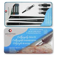Picture of Sheaffer Calligraphy Deluxe Kit