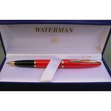 Picture of Waterman Carene Coral Orange Rollerball Pen