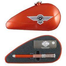 Picture of Waterman Harley Davidson Horizon Orange Fountain Pen