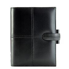 Picture of Filofax Pocket Classic Black Organizer
