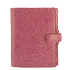 Picture of Filofax Pocket Finsbury Red Organizer