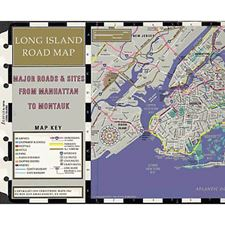 Picture of Filofax Personal Long Island Map