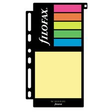 Picture of Filofax Pocket Assorted Sticky Notes