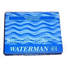 Picture of Waterman Fountain Pen Cartridges Blue (8 Per Box)