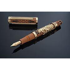 Picture of OMAS Limited Edition Ellas Luxury Fountain Pen Medium Nib