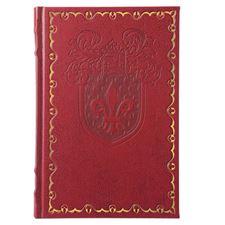 Picture of Eccolo World Traveler Classico Journal Burgundy