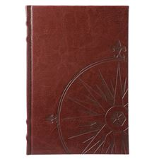 Picture of Eccolo World Traveler Nautilus Journal Brown