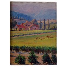 Picture of Eccolo Vintage Wine Journal