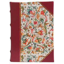 Picture of Eccolo Florentine Journal Burgundy