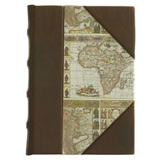 Picture of Eccolo Map Paper Journal