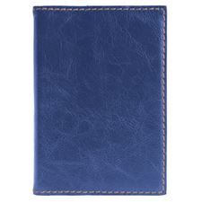 Picture of Eccolo Writing Green Rustico Journal Blue