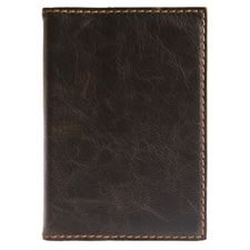 Picture of Eccolo Writing Green Rustico Journal Brown