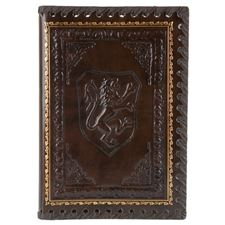 Picture of Eccolo Lion Crest Journal