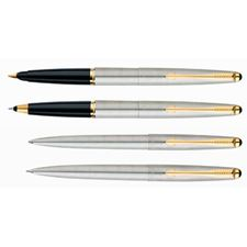 Picture of Parker 45 Chrome Gold Trim with Dome 4 Piece Set