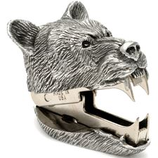 Picture of Jac Zagoory Staple Remover Bear Growl
