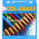 Picture of Prismacolor Col-Erase Colored Pencil Set 24 Assorted