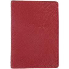 Picture of Filofax Finsbury Passport Cover Red