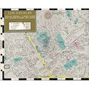 Picture of Filofax Personal Los Angeles Map