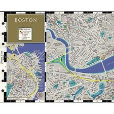 Picture of Filofax Personal Boston Map