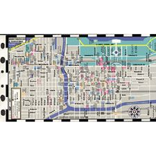 Picture of Filofax Pocket Chicago Map