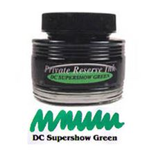 Picture of Private Reserve Ink Bottle 50ml DC Supershow Green