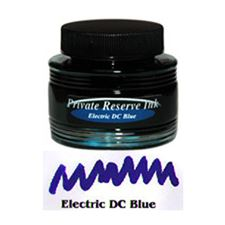 Picture of Private Reserve Ink Bottle 50ml Electric DC Blue