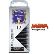 Picture of Private Reserve Ink Cartridge Orange Crush 12 Pack