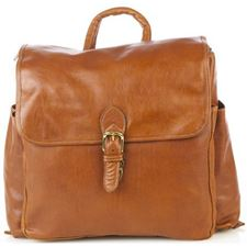Picture of Aston Leather Oversized Shoulder Bag
