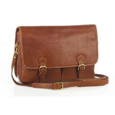 Picture of Aston Leather Large Shoulder Bag