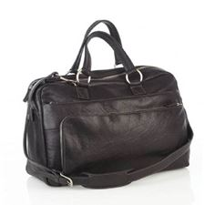 Picture of Aston Leather Large Travel Bag