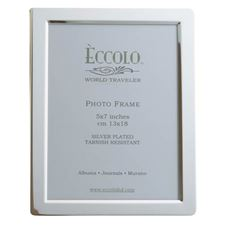 Picture of Eccolo Silver Plated Frame Beveled 4 X 6 (Pack of 4)