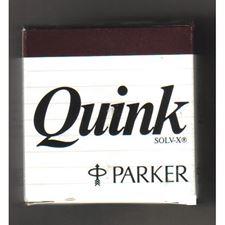 Picture of Parker Quink Bottled Ink Brown