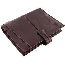 Picture of Filofax Pocket Aston Chocolate Organizer