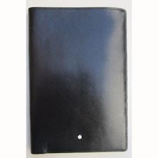Picture of Montblanc Pocket Agenda Black Leather 30611