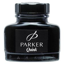 Picture of Parker Quink Bottled Ink Black