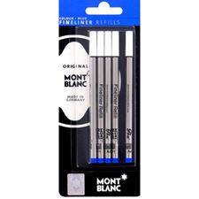 Picture of Montblanc Fineliner Refills Black 5 Per Pack