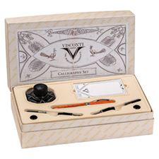 Picture of Visconti Rembrandt Orange Calligraphy Set