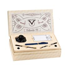 Picture of Visconti Rembrandt Blue Calligraphy Set