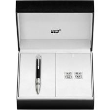Picture of Montblanc StarWalker Doue Ballpoint Pen and Cufflinks Gift Set