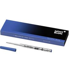 Picture of Montblanc Ballpoint Refill Pacific Blue Medium