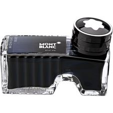 Picture of Montblanc Fountain Pen Ink Midnight Blue