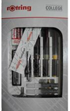 Picture of  Rotring Rotring Rapidograph College Set .20 .30 .50 Pens