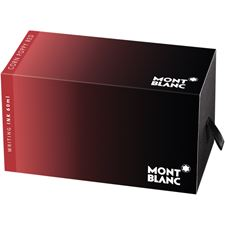 Picture of Montblanc Fountain Pen Ink Bottle Corn Poppy Red 60 M
