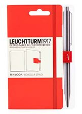 Picture of Leuchtturm 1917 Pen Loop - Red