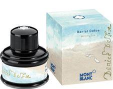 Picture of Montblanc Fountain Pen Ink Bottle Daniel Defoe Palm Green 35ml