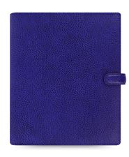 Picture of    Filofax A5 Finsbury Electric Blue Organizer