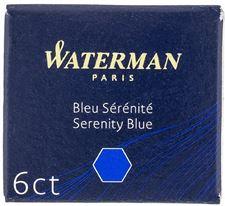 Picture of Waterman Pen International Cartridges Serenity Blue