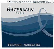 Picture of Waterman Pen International Cartridges Mysterious Blue
